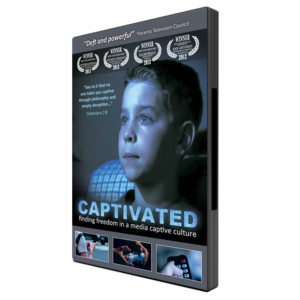 DVD-Captivated